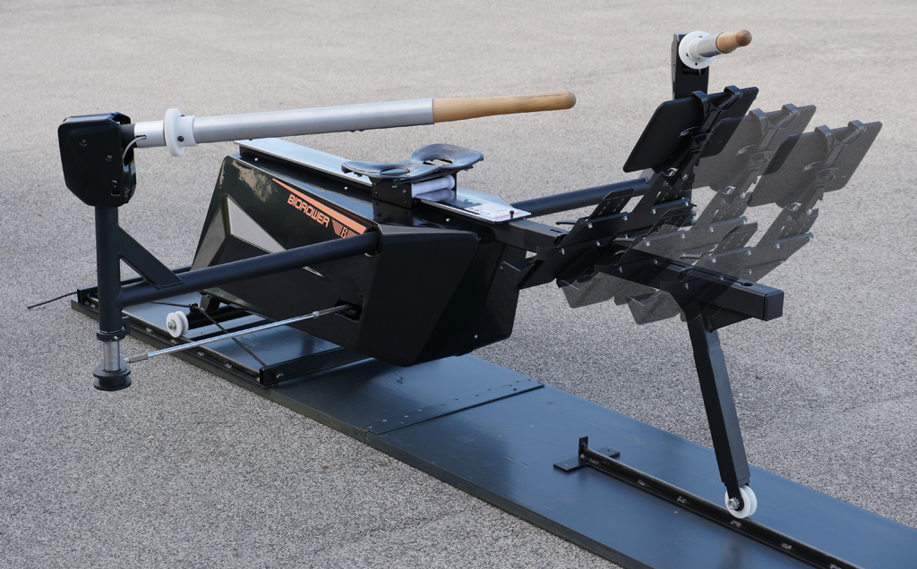 Adjustable foot stretchers