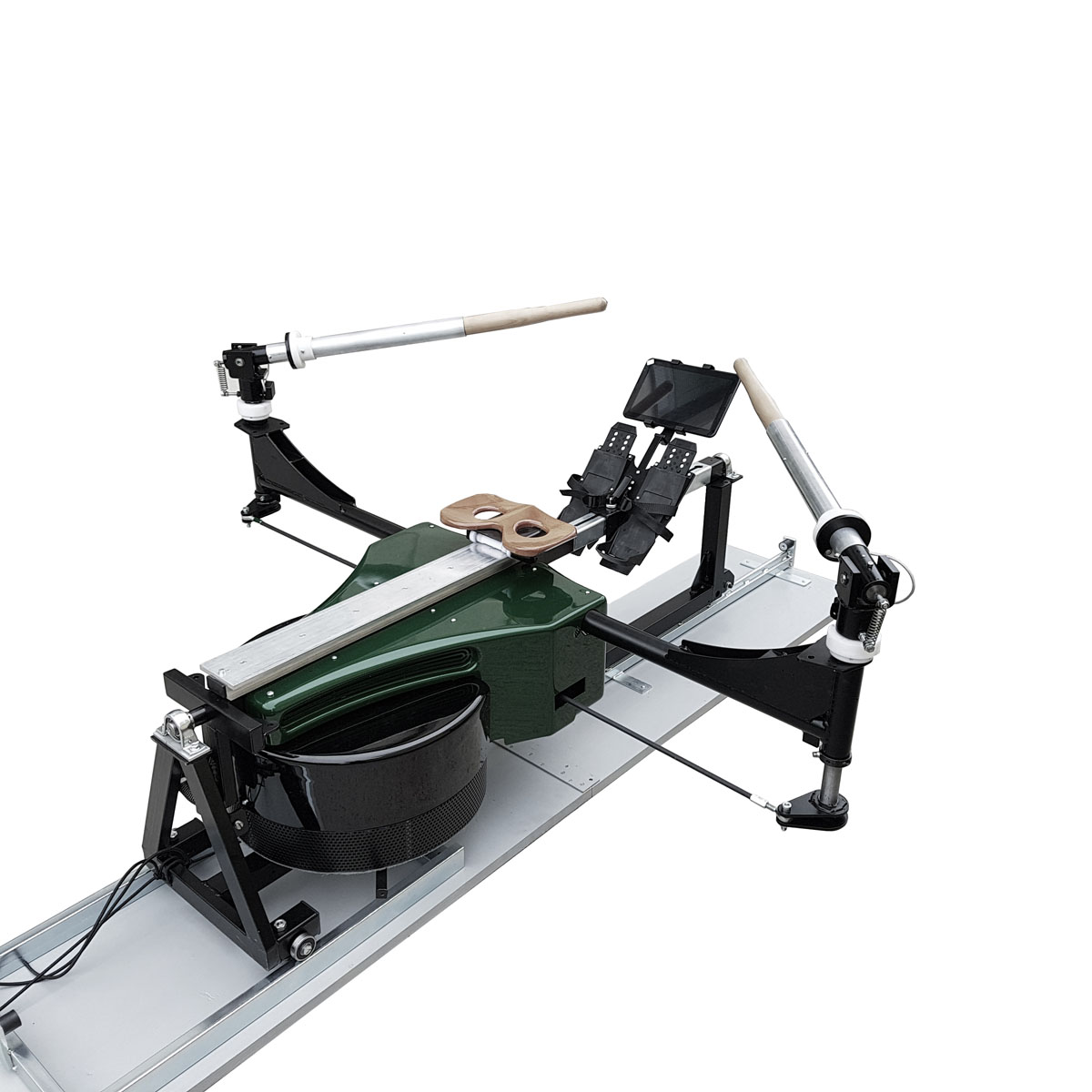 The Biorower S1pro for sculling and sweep rowing. Made for professionals.